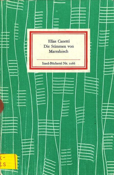 Die Stimmen von Marrakesch