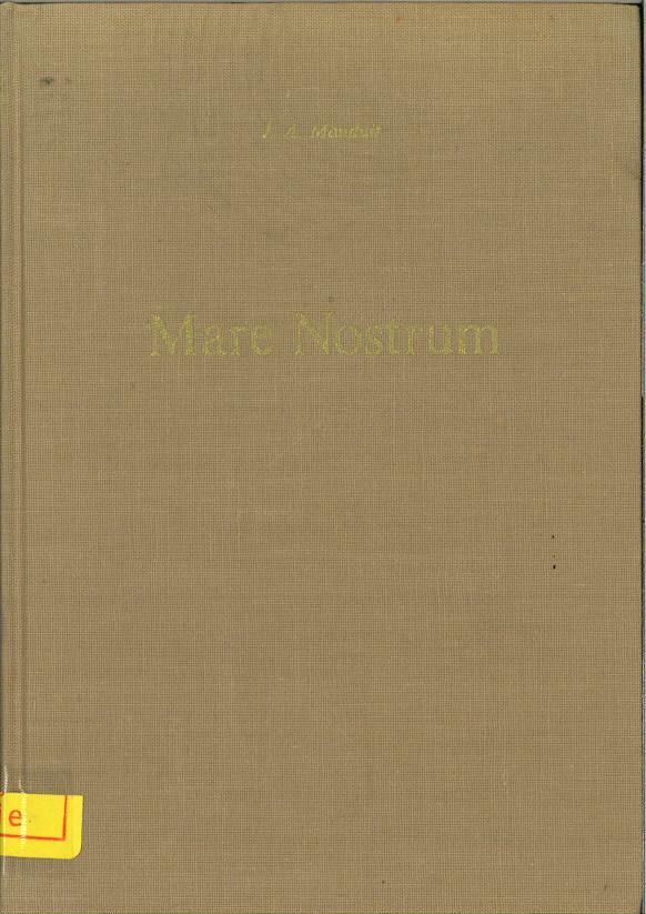 Mare Nostrum, l'influence des civilisations méditerranéennes sur l'évolution de l'Europe