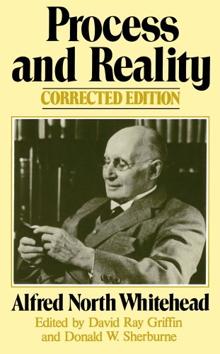 Process and Reality (Gifford lectures)