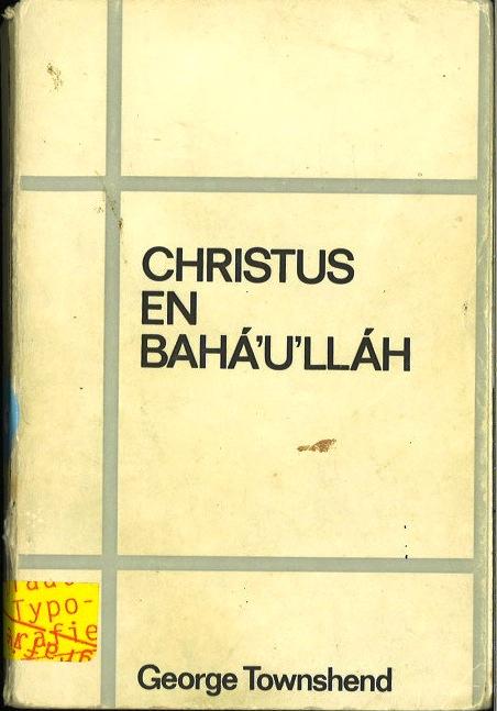 Christus en Baha'u'llah