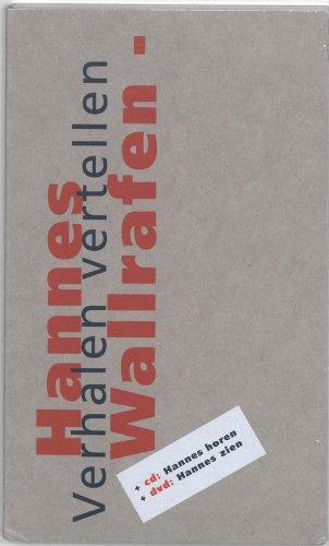 Hannes Wallrafen + CD+DVD / druk 1: verhalen vertellen