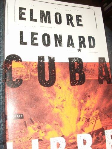 Elmore Leonard Cuba Libre 1998