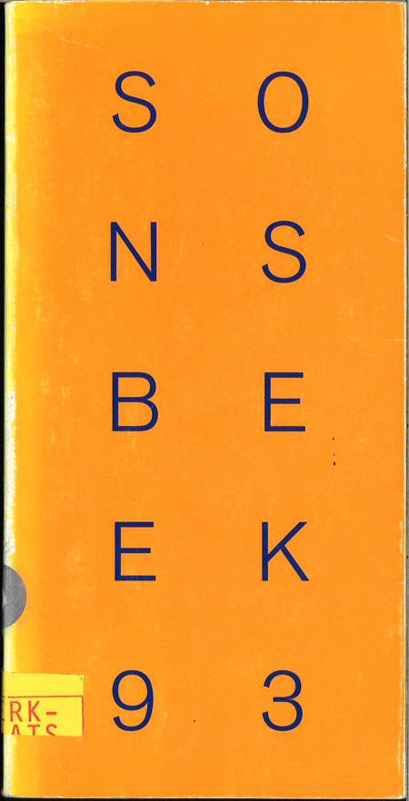 Sonsbeek 9.3
