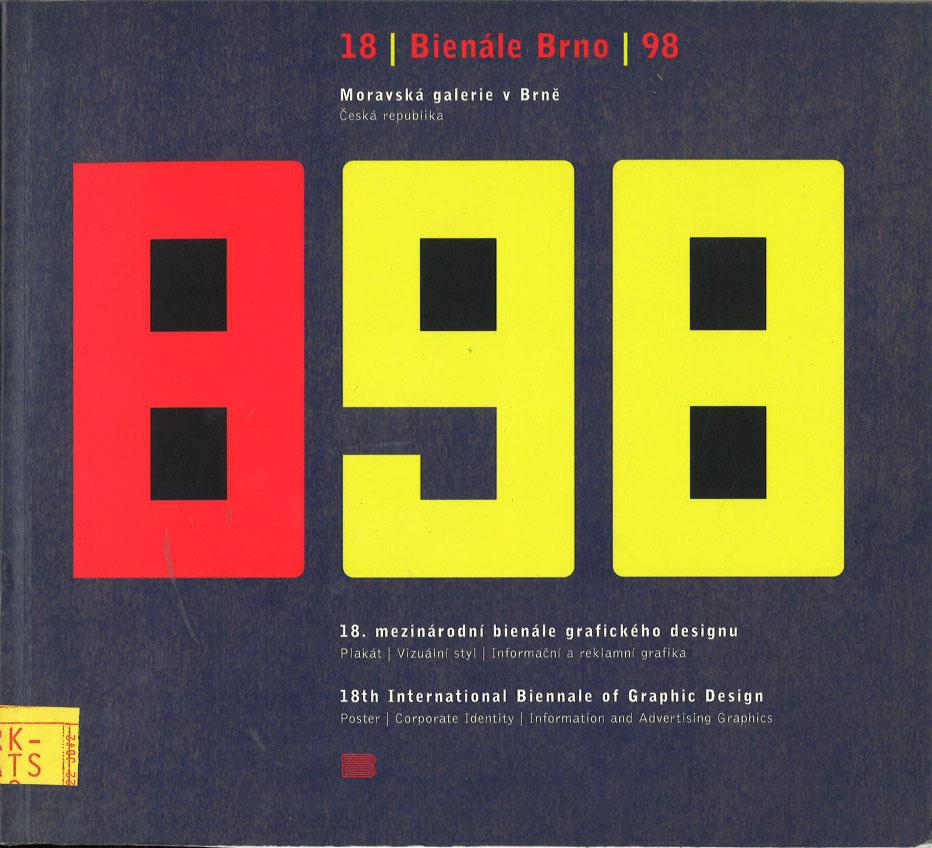 18. Bienale Brno '98